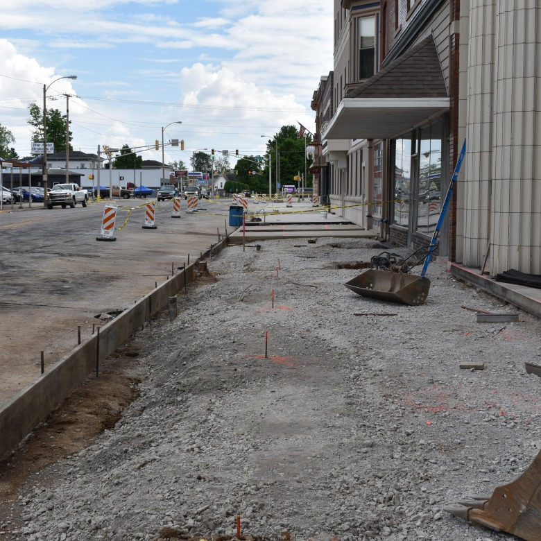 Kendallville Main St Revitalization